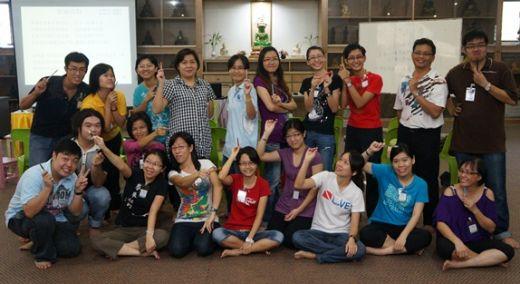 2012年儿童绘本义工培训营